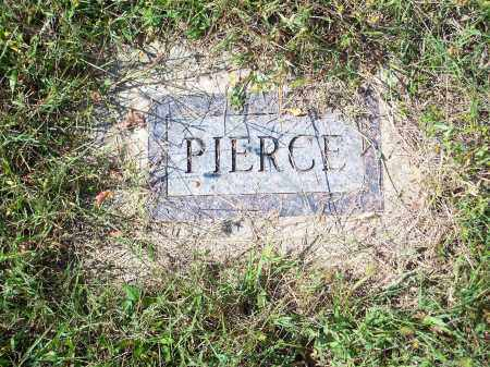 PIERCE, UNKNOWN 2 - Washington County, Arkansas | UNKNOWN 2 PIERCE - Arkansas Gravestone Photos
