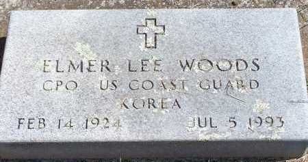 WOODS (VETERAN KOR), ELMER LEE - Washington County, Arkansas | ELMER LEE WOODS (VETERAN KOR) - Arkansas Gravestone Photos