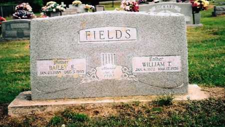 FIELDS, BAILEY ELIZABETH - Washington County, Arkansas | BAILEY ELIZABETH FIELDS - Arkansas Gravestone Photos
