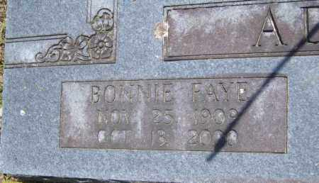 ADAIR, BONNIE FAYE - Washington County, Arkansas | BONNIE FAYE ADAIR - Arkansas Gravestone Photos