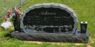 ADAMS, CAREY ESTIN - Washington County, Arkansas | CAREY ESTIN ADAMS - Arkansas Gravestone Photos