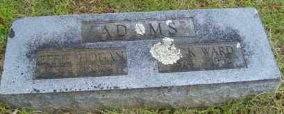 ADAMS, JACK WARD - Washington County, Arkansas | JACK WARD ADAMS - Arkansas Gravestone Photos