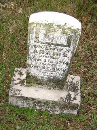 ADAMS, MARGARET A. - Washington County, Arkansas | MARGARET A. ADAMS - Arkansas Gravestone Photos