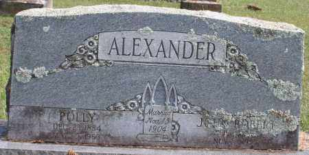 ALEXANDER, POLLY - Washington County, Arkansas | POLLY ALEXANDER - Arkansas Gravestone Photos