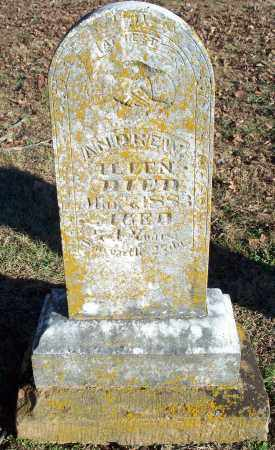 ALLEN, ANDREW - Washington County, Arkansas | ANDREW ALLEN - Arkansas Gravestone Photos