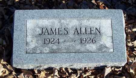 ALLEN, JAMES - Washington County, Arkansas | JAMES ALLEN - Arkansas Gravestone Photos