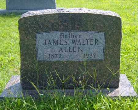 ALLEN, JAMES WALTER - Washington County, Arkansas | JAMES WALTER ALLEN - Arkansas Gravestone Photos