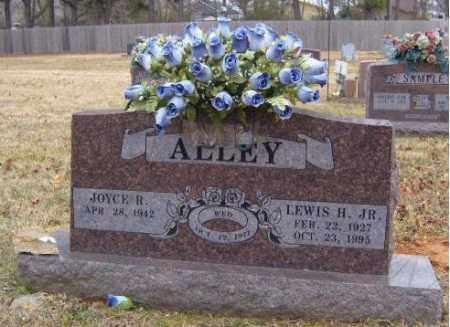 ALLEY, JR, LEWIS H - Washington County, Arkansas   LEWIS H ALLEY, JR - Arkansas Gravestone Photos