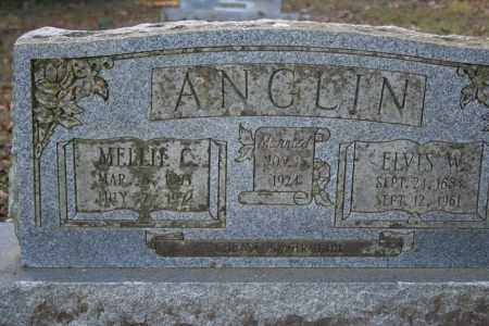 STUTTS ANGLIN, MELLIE CHARLOTTA - Washington County, Arkansas | MELLIE CHARLOTTA STUTTS ANGLIN - Arkansas Gravestone Photos