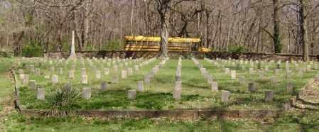 ARKANSAS, SOLDIER'S GRAVES - Washington County, Arkansas | SOLDIER'S GRAVES ARKANSAS - Arkansas Gravestone Photos