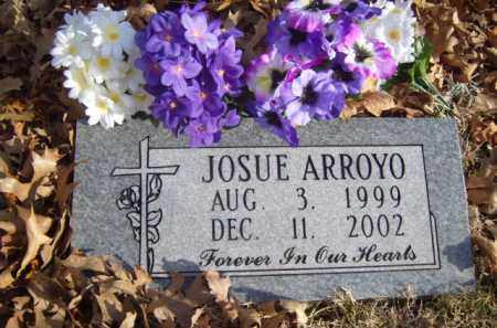 ARROYO, JOSUE - Washington County, Arkansas | JOSUE ARROYO - Arkansas Gravestone Photos