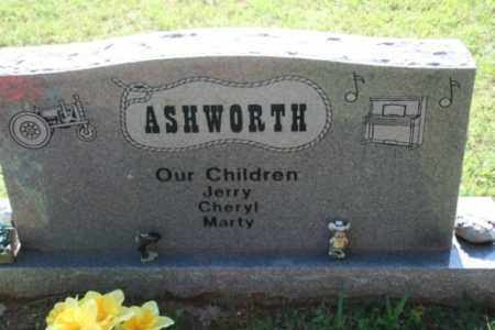 ASHWORTH, LEON (BACK OF STONE) - Washington County, Arkansas | LEON (BACK OF STONE) ASHWORTH - Arkansas Gravestone Photos