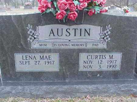 AUSTIN, CURTIS M. - Washington County, Arkansas | CURTIS M. AUSTIN - Arkansas Gravestone Photos