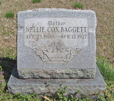 BAGGETT, NELLIE - Washington County, Arkansas | NELLIE BAGGETT - Arkansas Gravestone Photos