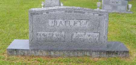 BAILEY, DOROTHY BRAY - Washington County, Arkansas | DOROTHY BRAY BAILEY - Arkansas Gravestone Photos