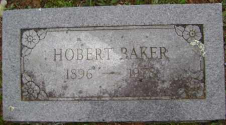 BAKER, HOBERT - Washington County, Arkansas | HOBERT BAKER - Arkansas Gravestone Photos