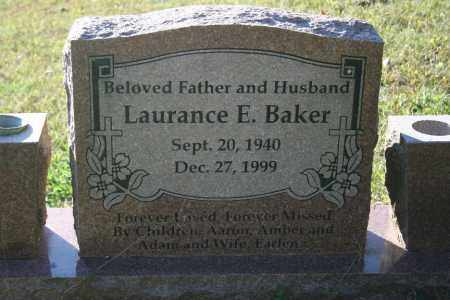 "BAKER, LAURANCE E. ""LARRY"" - Washington County, Arkansas 