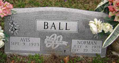 BALL, NORMAN - Washington County, Arkansas | NORMAN BALL - Arkansas Gravestone Photos