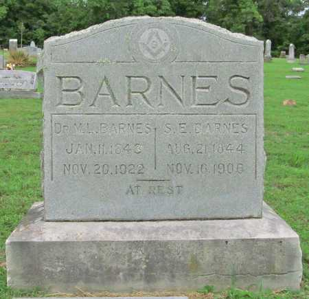 BARNES, SARAH ELLEN - Washington County, Arkansas | SARAH ELLEN BARNES - Arkansas Gravestone Photos