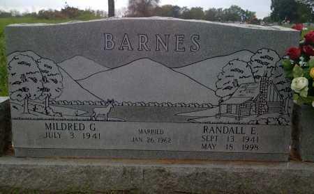 BARNES, RANDALL E. - Washington County, Arkansas | RANDALL E. BARNES - Arkansas Gravestone Photos