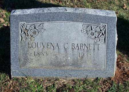 BARNETT, LOUVENA C. - Washington County, Arkansas | LOUVENA C. BARNETT - Arkansas Gravestone Photos