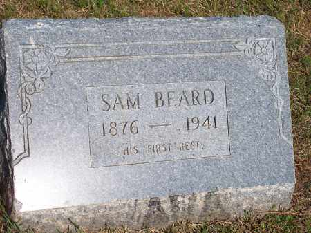 BEARD, SAM - Washington County, Arkansas | SAM BEARD - Arkansas Gravestone Photos
