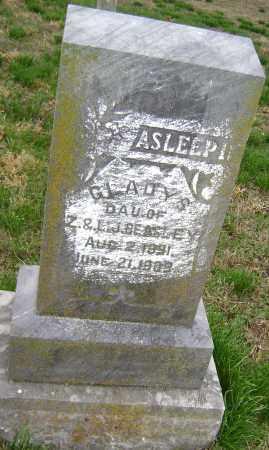 BEASLEY, GLADYS - Washington County, Arkansas   GLADYS BEASLEY - Arkansas Gravestone Photos