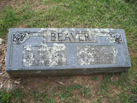 BEAVER, JOHN N. - Washington County, Arkansas | JOHN N. BEAVER - Arkansas Gravestone Photos