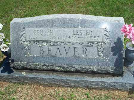 BEAVER, LESTER - Washington County, Arkansas | LESTER BEAVER - Arkansas Gravestone Photos