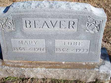 BEAVER, MARY - Washington County, Arkansas | MARY BEAVER - Arkansas Gravestone Photos