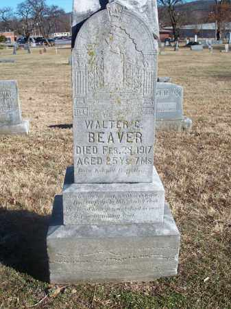 BEAVER, WALTER C. - Washington County, Arkansas | WALTER C. BEAVER - Arkansas Gravestone Photos