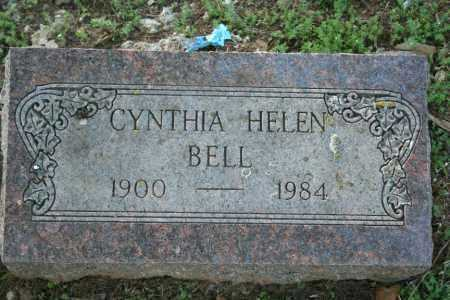 BELL, CYNTHIA HELEN - Washington County, Arkansas | CYNTHIA HELEN BELL - Arkansas Gravestone Photos