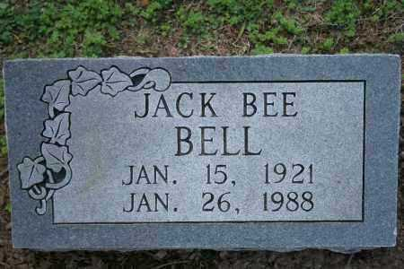 BELL, JACK BEE - Washington County, Arkansas | JACK BEE BELL - Arkansas Gravestone Photos