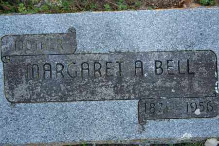 BELL, MARGARET A. - Washington County, Arkansas | MARGARET A. BELL - Arkansas Gravestone Photos