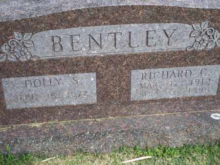 SITTON BENTLEY, DOLLY - Washington County, Arkansas | DOLLY SITTON BENTLEY - Arkansas Gravestone Photos