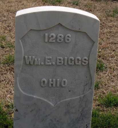 BIGGS (VETERAN UNION), WILLIAM E - Washington County, Arkansas | WILLIAM E BIGGS (VETERAN UNION) - Arkansas Gravestone Photos
