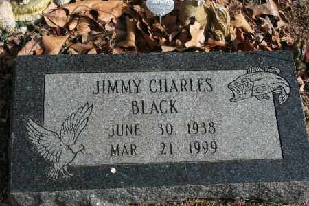 BLACK, JIMMY CHARLES - Washington County, Arkansas | JIMMY CHARLES BLACK - Arkansas Gravestone Photos