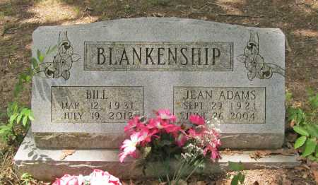 ADAMS BLANKENSHIP, JEAN - Washington County, Arkansas | JEAN ADAMS BLANKENSHIP - Arkansas Gravestone Photos