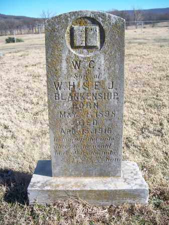 BLANKENSHIP, W.C. - Washington County, Arkansas | W.C. BLANKENSHIP - Arkansas Gravestone Photos
