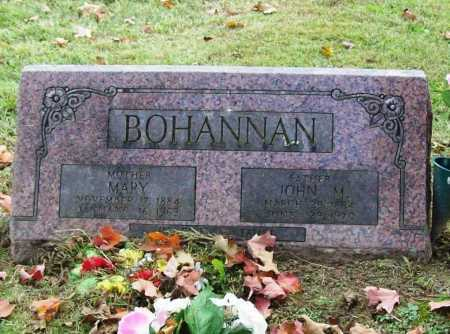 BOHANNAN, JOHN M. - Washington County, Arkansas | JOHN M. BOHANNAN - Arkansas Gravestone Photos