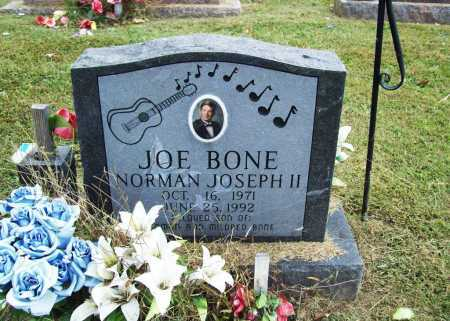 "BONE, NORMAN JOSEPH II ""JOE"" - Washington County, Arkansas 