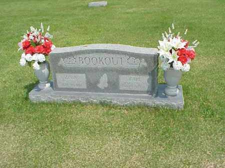 BOOKOUT, EARL - Washington County, Arkansas | EARL BOOKOUT - Arkansas Gravestone Photos