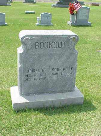 BOOKOUT, ANNA BELLE - Washington County, Arkansas | ANNA BELLE BOOKOUT - Arkansas Gravestone Photos