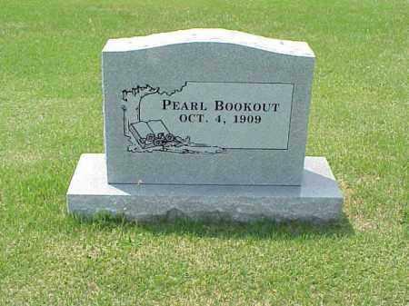 BOOKOUT, PEARL - Washington County, Arkansas | PEARL BOOKOUT - Arkansas Gravestone Photos