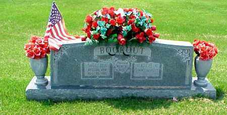 BOOKOUT, SHERMAN - Washington County, Arkansas | SHERMAN BOOKOUT - Arkansas Gravestone Photos