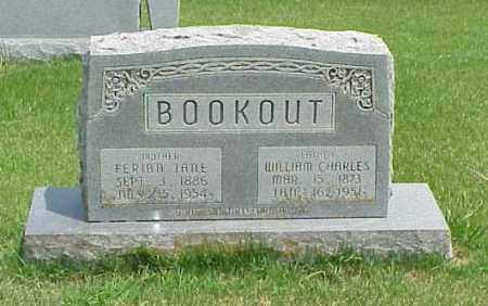 BOOKOUT, FERIBA JANE - Washington County, Arkansas | FERIBA JANE BOOKOUT - Arkansas Gravestone Photos