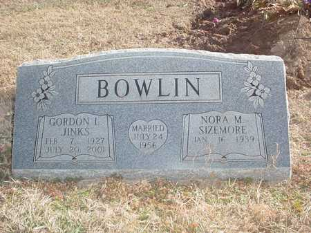 BOWLIN, NORA MAE - Washington County, Arkansas | NORA MAE BOWLIN - Arkansas Gravestone Photos
