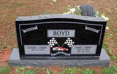 "BOYD, JAMES ""JIMMY"" EDWARD - Washington County, Arkansas 