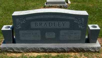BRADLEY, RALPH R. - Washington County, Arkansas | RALPH R. BRADLEY - Arkansas Gravestone Photos