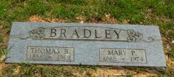 PORTER BRADLEY, MARY - Washington County, Arkansas | MARY PORTER BRADLEY - Arkansas Gravestone Photos